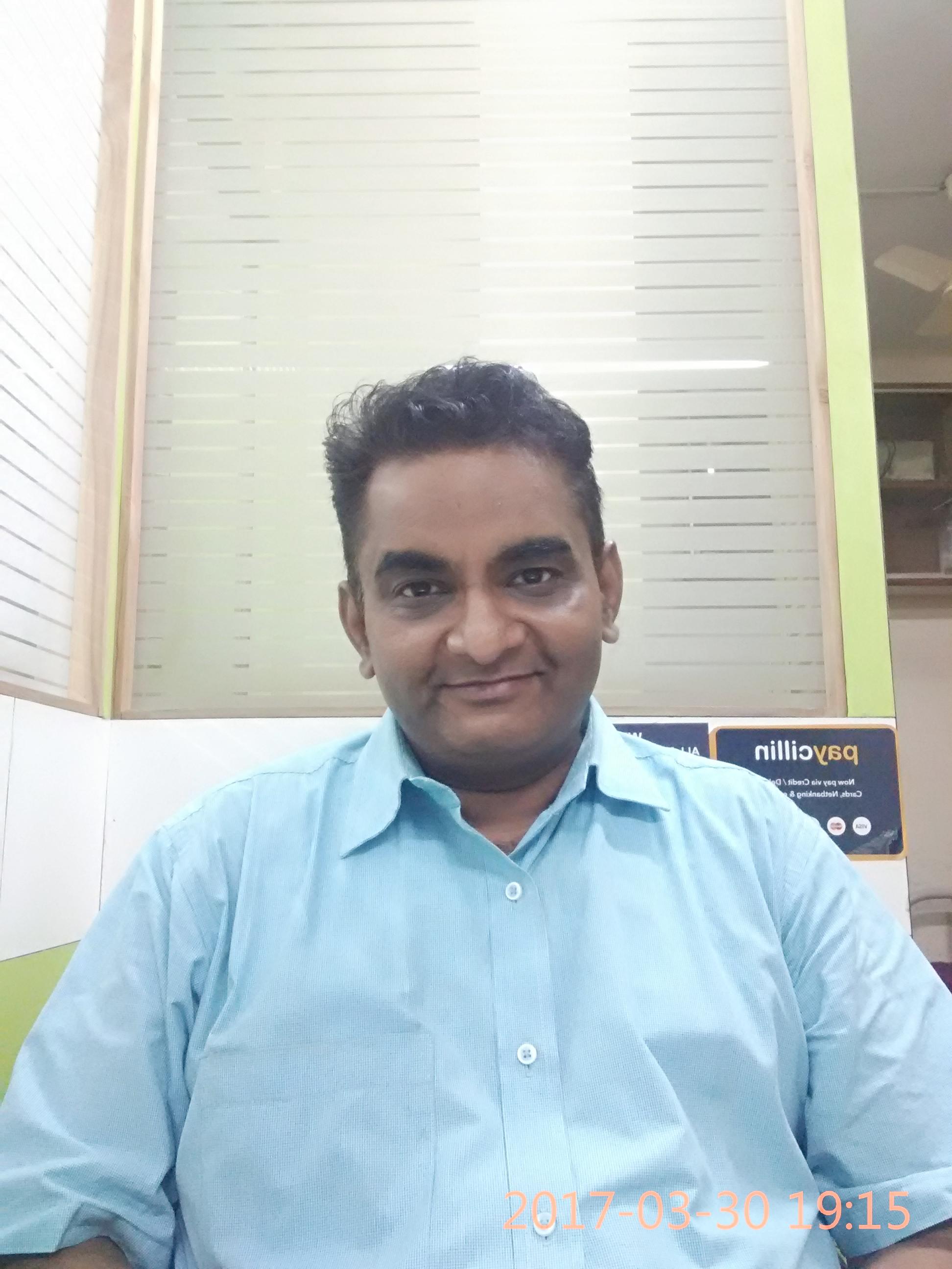 Dr. Samir Singru